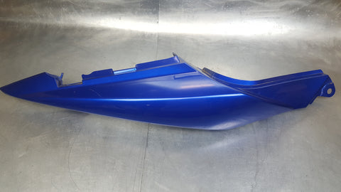 right tail plastic fairing piece 03+ sv650/sv1000 YKY blue