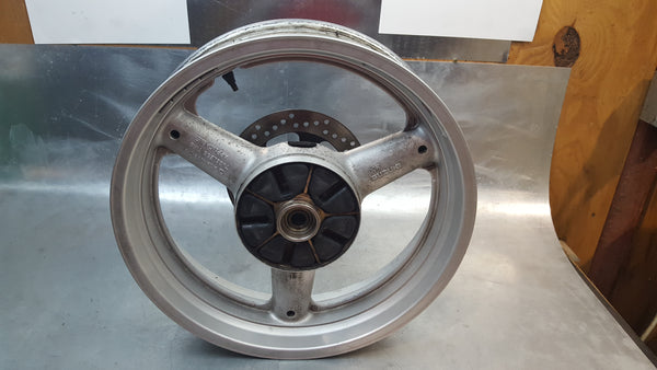 rear wheel for 2g 03+ sv650