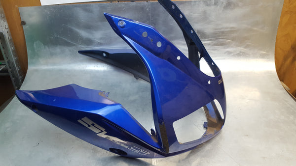 front fairing with a lot of damage 03+ sv650/sv1000