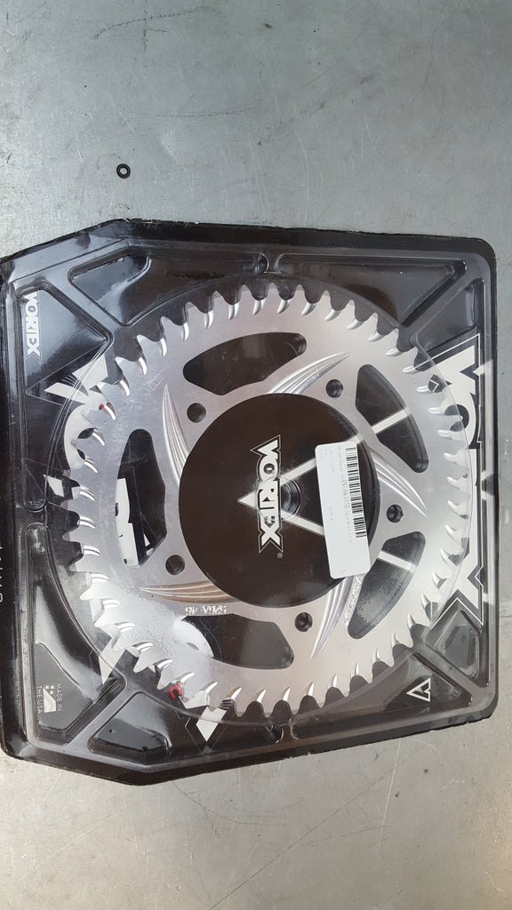 new vortex 520 pitch rear aluminum sprocket 46 tooth 526a-46 all years sv650