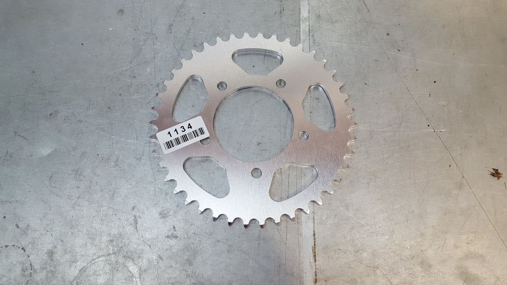 new vortex 520 pitch rear aluminum sprocket 42 tooth 528A-42 all years sv650
