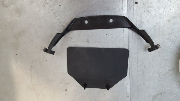upper flap and bracket for 3g sv650 2016+