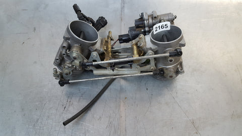 throttle bodies sv1000 2003+