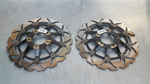 front rotors 1g sv650 99-02