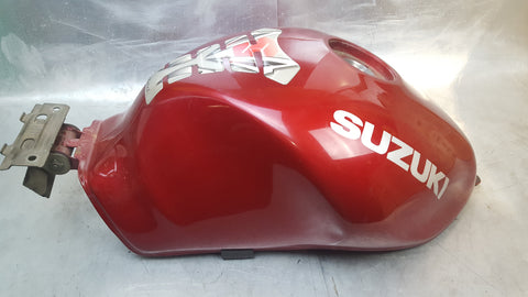 gas tank red 19A for 1g sv650 99-02