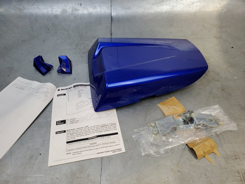 seat cowl YC2 Blue with infils NEW 2g sv650 sv1000