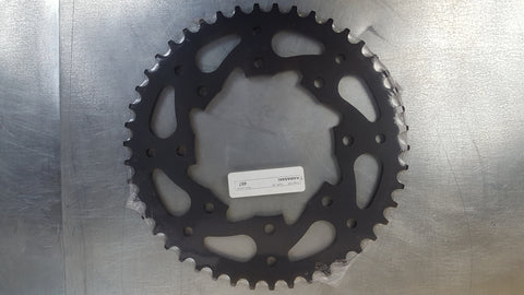#487-46T Rear Sprocket - KLR650 - Hard Anodized Aluminum
