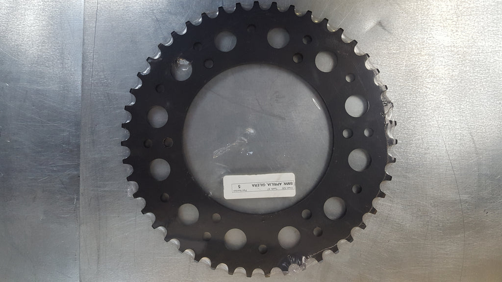 #005-47T Rear Sprocket - Aprilia Pegaso, BMW F650 G650 - Hard Anodized Aluminum