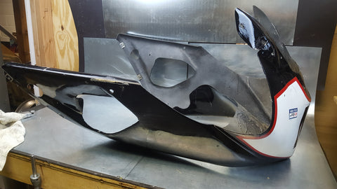 unknown 2g sv650 sv1000 fiberglass front fairing