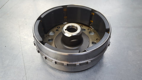 Lightened flywheel for 2g the 650 2003+