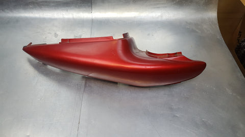 right rear tail fairing plastic red 1g 99-02