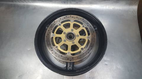 front wheel for 03 GSXR 750