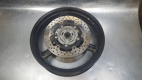 front wheel for 2g 07+ SV650 ABS