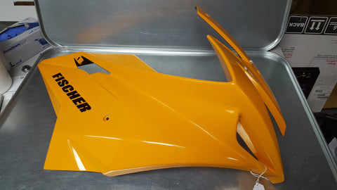 Top Right Fairing Plasitcs for Fischer MRX