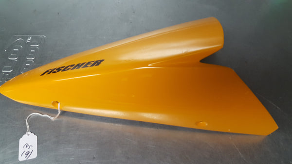 New Old Stock - Right Tail Cover Fairing Plastics for Fischer MRX