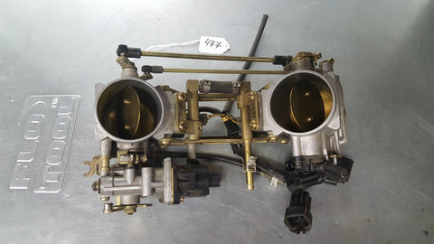 throttle bodies and injectors sv1000