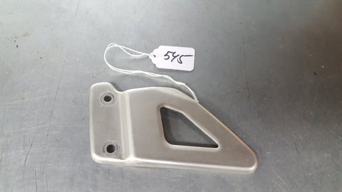 right rearset heel plate for 1g sv650 99-02