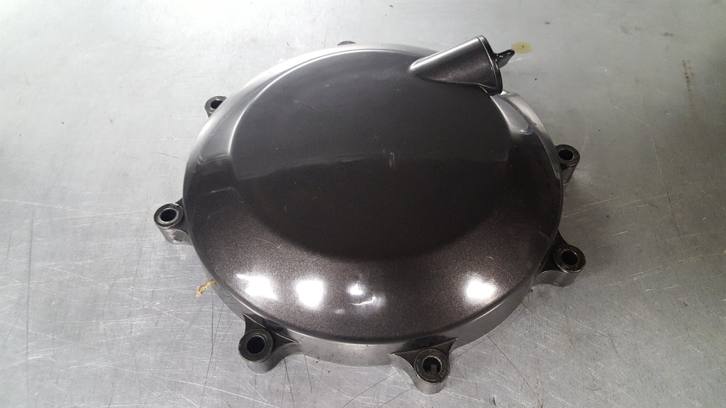gray clutch cover 1g sv650 99-02