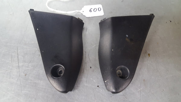 inner fairing triangle pieces sv650s 1g 99-02