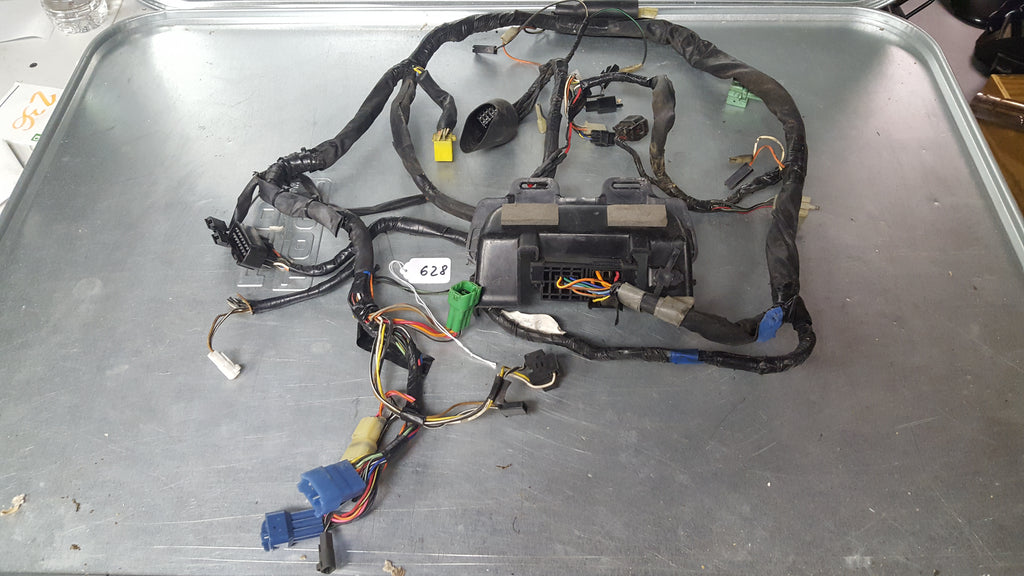 wiring harness, possibly some damaged connectors 1g 99-02 N model