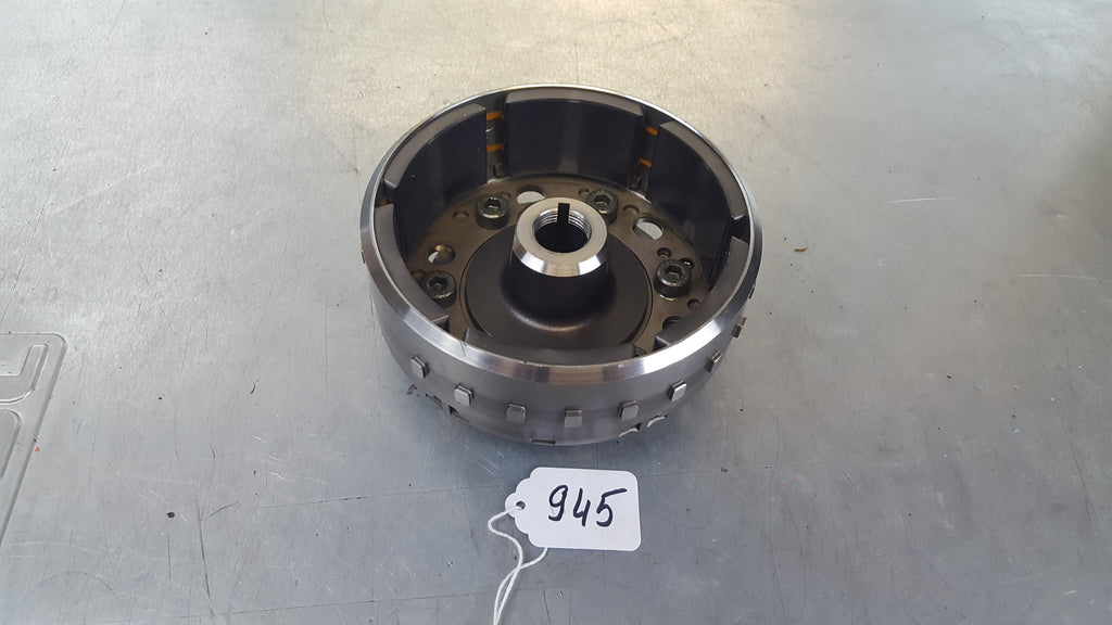 flywheel rotor magnets with starter clutch 2g sv650 2003+