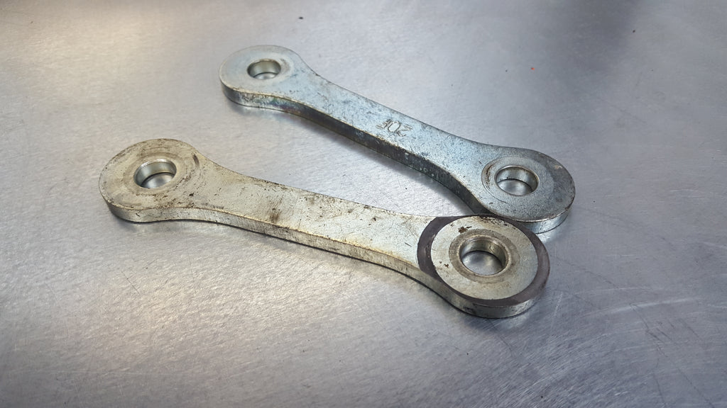 dogbone linkage pair 1g 99-02 sv650