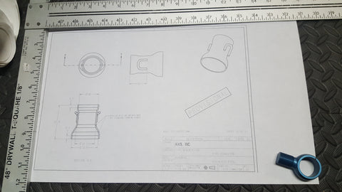 Fischer Pipe Connector Print