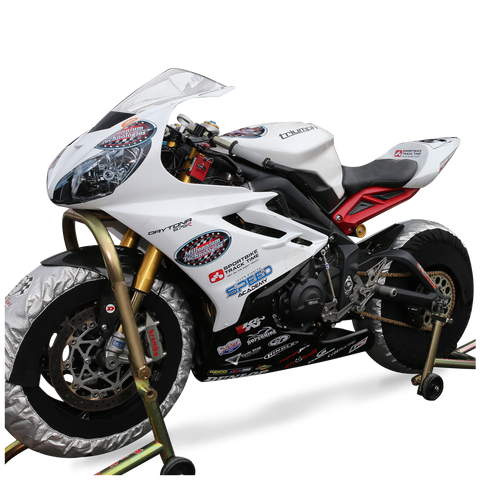 hotbodies 13-16  daytona 675 Race Bodywork Set