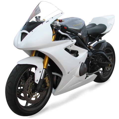 hotbodies 06-12 daytona 675 Race Bodywork Set
