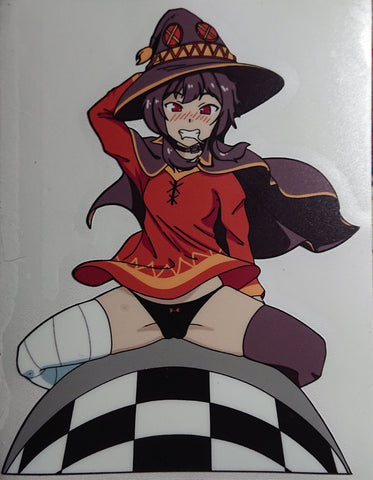Love the Bakuretsu Sticker