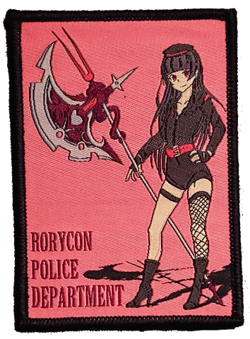 Rorycon Police Department
