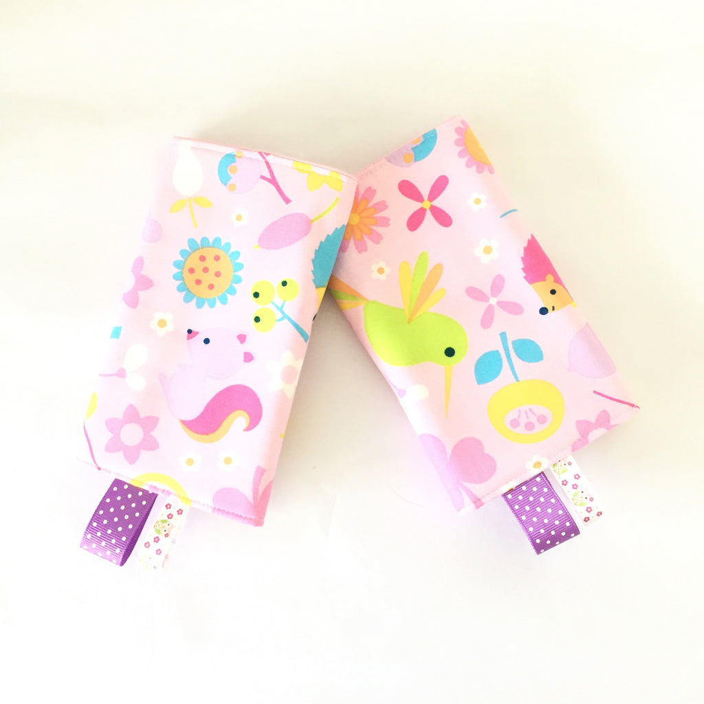 Enchanted Forest Drool Pads - Quirki Babies
