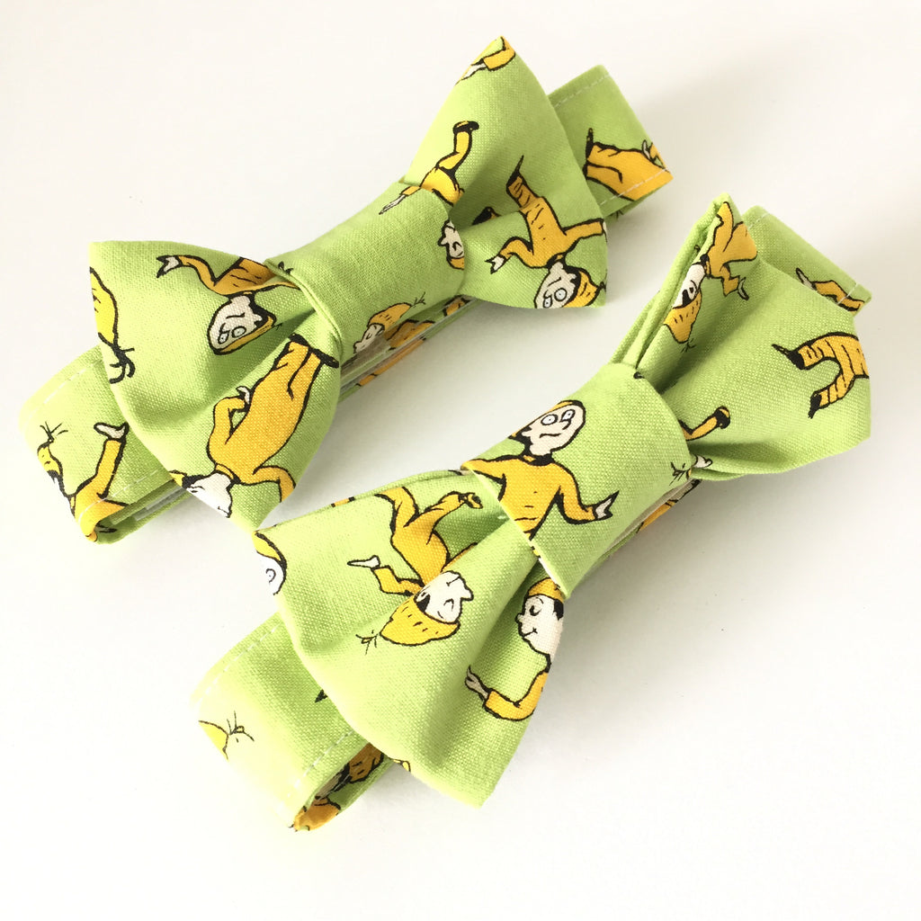 Little Man Bow Tie (Dr. Seuss The Place You will Go) - Quirki Babies