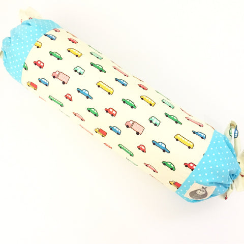 Cars Baby Bolster Pillow - Quirki Babies