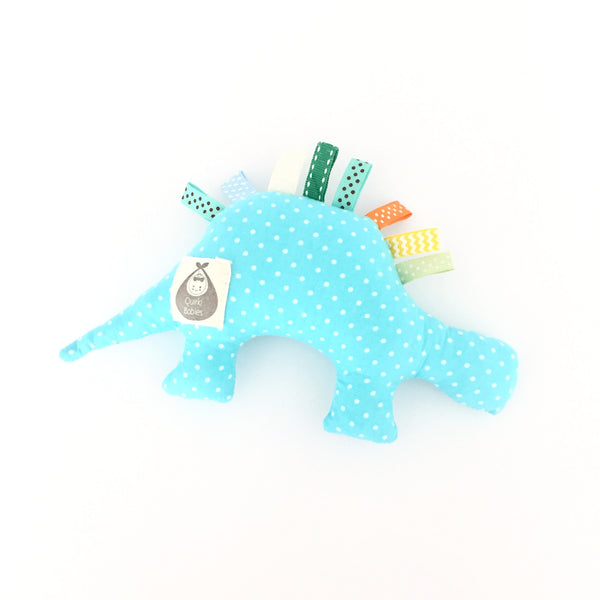 Happie Dino Rattle Toy - Quirki Babies