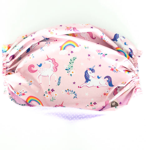 Unicorn Dreams Carrier Cover - Quirki Babies