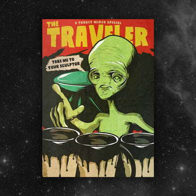 The Traveler Digital Download