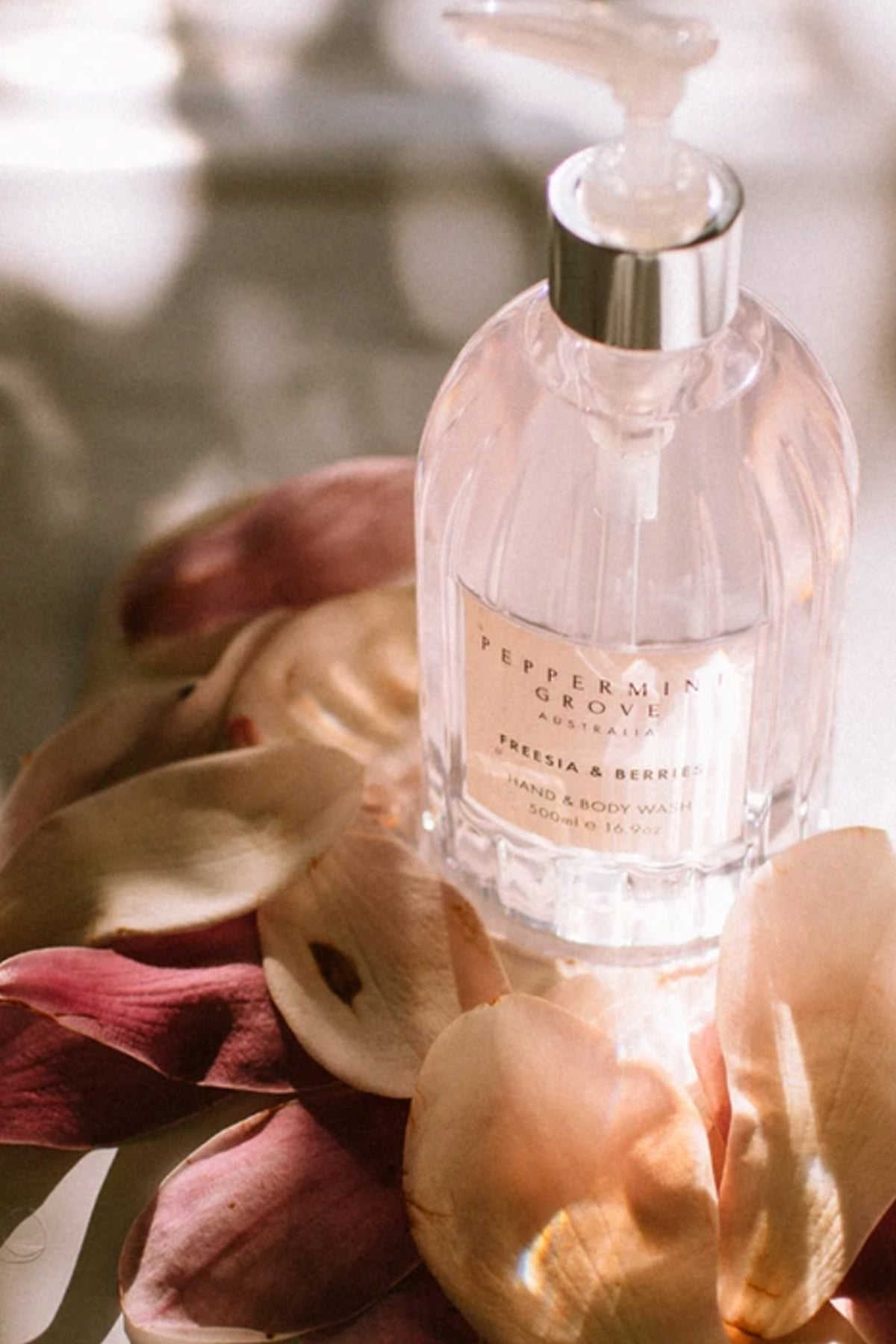 hand wash freesia & berries