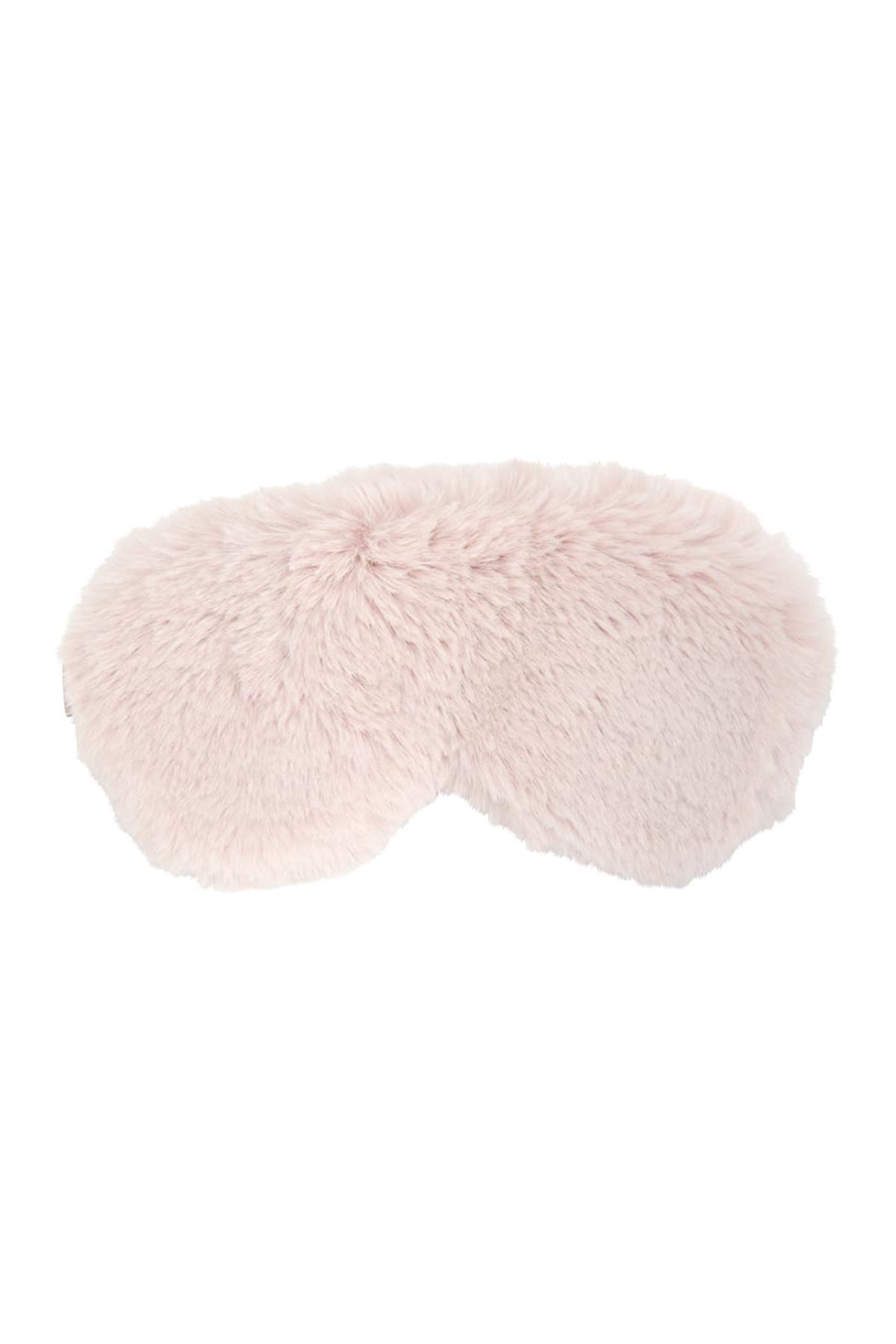 eye mask cosy luxe pink