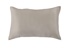 King Size Latte 100% Pure Mulberry Silk Pillowcase