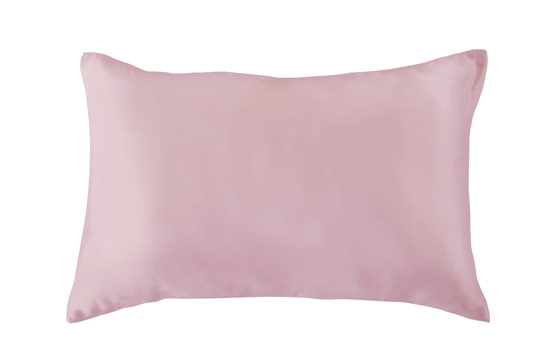 Blush Pink 100% Pure Mulberry Silk Pillowcase
