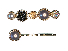 Mix & Match Pearl Hair Clip Pack - Pearl White