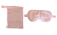 Pure Silk Eye Mask Blush Pink