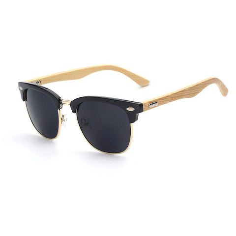 Chad Bamboo Sunglasses