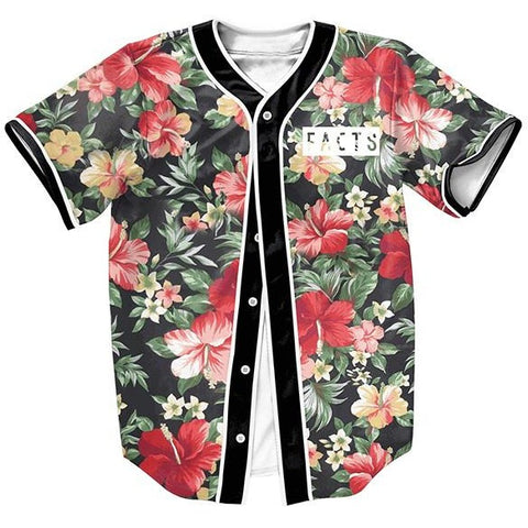 FACTS Flowers Jersey