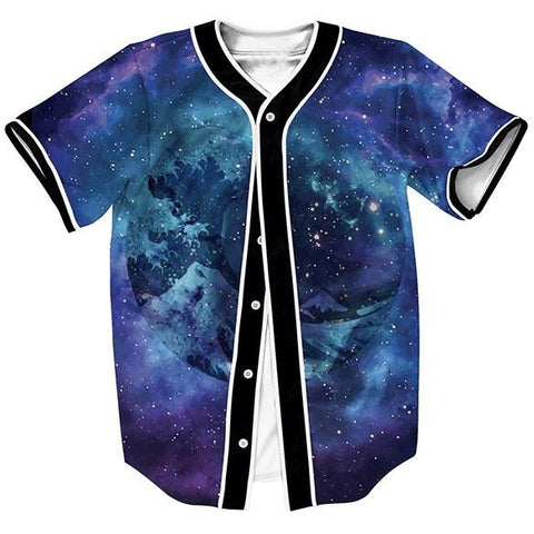 Great Galaxy Wave Jersey