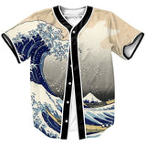 Great Wave Jersey