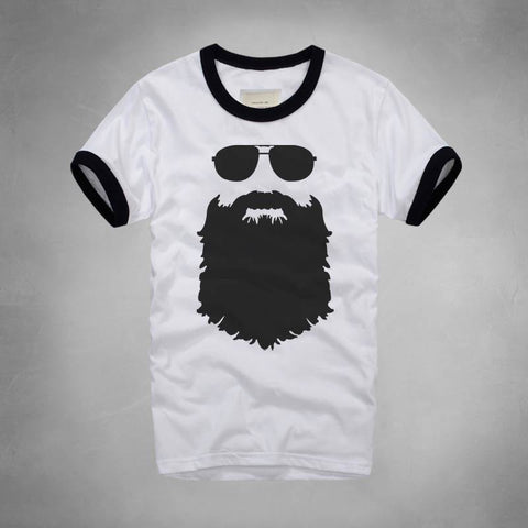 Sunglasses & Beard Tee