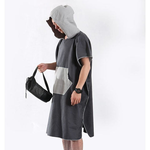 Unisex Dexter Changing Robe