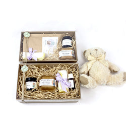 New Mum Giftpacks, the perfect gift for new parents or new baby